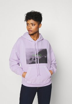 Levi's® - GRAPHIC HOODIE - Sweatshirt - purple