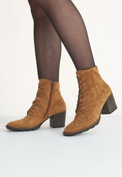 Paul Green - Ankle Boot - cognac-braun 027