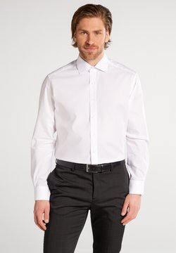 Eterna - FITTED WAIST - Hemd - white