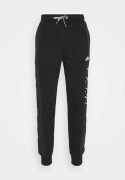 Nike Sportswear - Jogginghose - black/particle grey/white