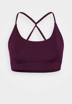 South Beach - STRAPPY TWIST BRALET - Soutien-gorge de sport - fig
