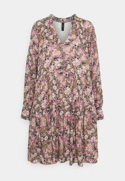 YAS - YASMONI DRESS - Korte jurk - light pink