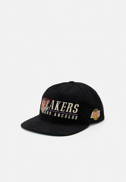 Mitchell & Ness - LA LAKERS VINTAGE HOOP - Lippalakki - black
