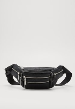 Topshop - TUMBLED BUMBAG - Bæltetasker - black