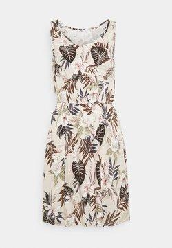 ONLY - ONLNOVA LIFE SARA DRESS - Vestito estivo - pumice stone