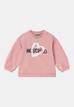 MOSCHINO - Sweater - sugar rose
