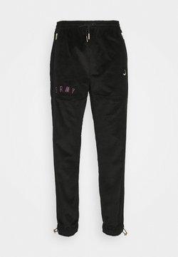 Grimey - NITE MARAUDER TRACK PANTS UNISEX - Pantaloni sportivi - black