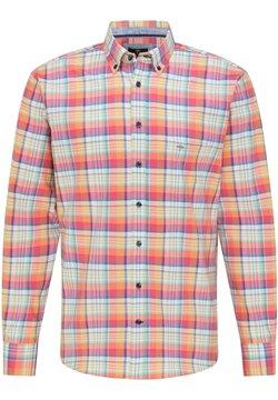 Fynch-Hatton - Koszula - flame madras