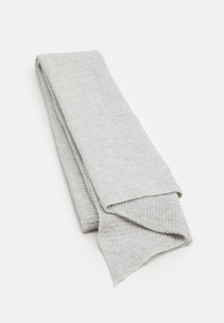 Pieces - Schal - light grey melange