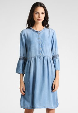 Cream - LUSSA DRESS - Spijkerjurk - light blue denim