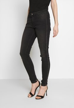 Q/S designed by - LANG - Slim fit jeans - black