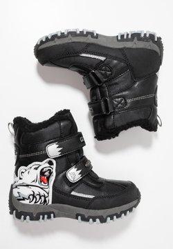 Kappa - CLAW TEX  - Snowboots  - black/silver