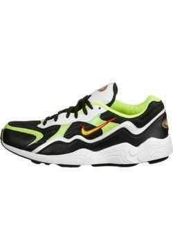 Nike Sportswear - Zapatillas - black/volt-habanero red-white