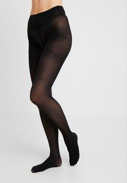 Swedish Stockings - NINA FISHBONE 40 DEN - Strumpfhose - black