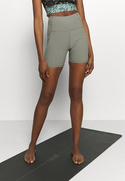 Cotton On Body - POCKET BIKE SHORT - Medias - steely shadow