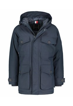 Tommy Hilfiger - Heavy Canvas - Wintermantel - darkblue