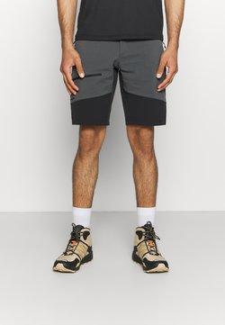 Haglöfs - RUGGED FLEX MEN - Shorts outdoor - magnetite/true black