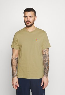 Nike Performance - COURT TEE - Camiseta básica - parachute beige