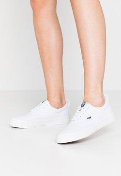 Tommy Jeans - CLASSIC  - Matalavartiset tennarit - white