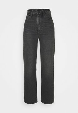 Levi's® - WELLTHREAD RIBCAGE ANKLE - Straight leg -farkut - earth stone hemp