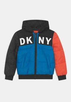 DKNY - REVERSIBLE PUFFER - Chaqueta de invierno - electric blue