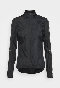 Craft - ESSENCE LIGHT WIND JACKET - Windbreaker - black