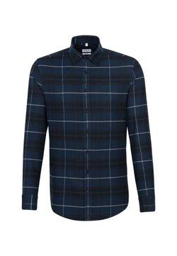 Seidensticker - REGULAR FIT - Koszula - blau