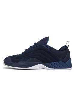 DC Shoes - WILLIAMS SLIM - Sneaker low - navy/carolina blue