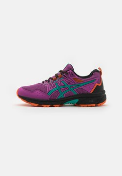 ASICS - GEL-VENTURE 8 - Zapatillas de trail running - digital grape/baltic jewel