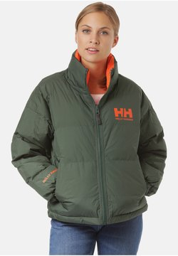 Helly Hansen - W HH  - Winterjacke - field green