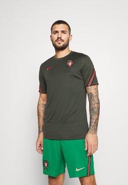 Nike Performance - PORTUGAL - Fanartikel - sequoia/sport red