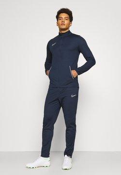 Nike Performance - DRY ACADEMY SUIT SET - Träningsset - obsidian/white