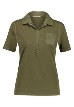 Marc O'Polo - Poloshirt - oliv (45)