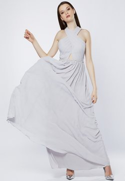 Young Couture by Barbara Schwarzer - Maxi-jurk - silver