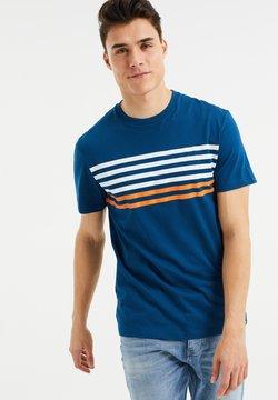WE Fashion - T-Shirt print - navy blue