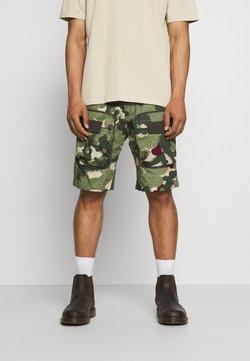 G-Star - 3D ARTWORK - Shorts - olive