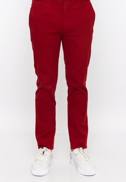 Basics and More - Chino - red
