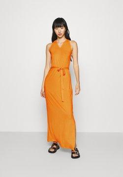 Even&Odd - Vestido largo - kumquat