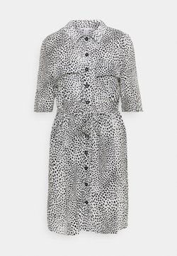 Topshop Tall - GRUNGE DRESS - Blusenkleid - mono