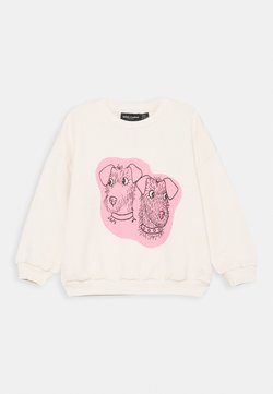 Mini Rodini - BABY TERRIER UNISEX - Sweater - offwhite
