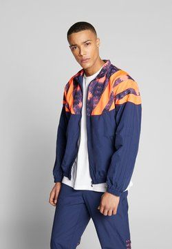 adidas Originals - GRAPHICS SPORT INSPIRED TRACK TOP - Veste de survêtement - blue