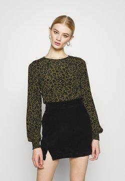 Vero Moda - VMNANCY - Longsleeve - ivy green