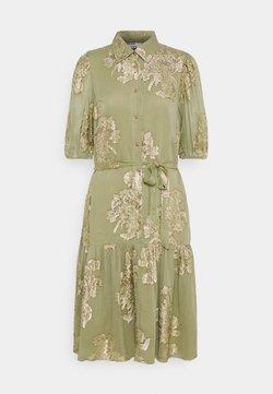 b.young - FVIDUN DRESS  - Blusenkleid - swamp