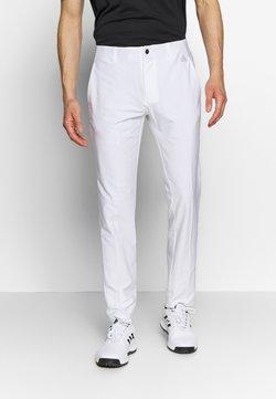 adidas Golf - ULTIMATE PANT - Kangashousut - white