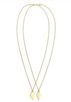 Elli - HEART - Collar - gold