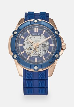 Guess - Montre - blue/rosegold-coloured