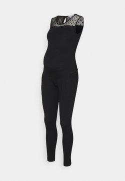 Envie de Fraise - COMBIPLUMY  - Jumpsuit - black