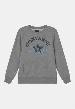 Converse - UTILITY CREW - Collegepaita - dark grey heather