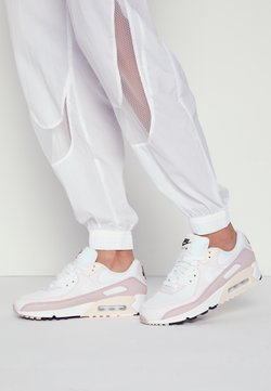 Nike Sportswear - AIR MAX 90 - Sneaker low - white/champagne/light violet