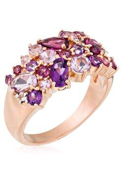 Mes Bijoux - WOMEN'S GOLD - Anillo - pink